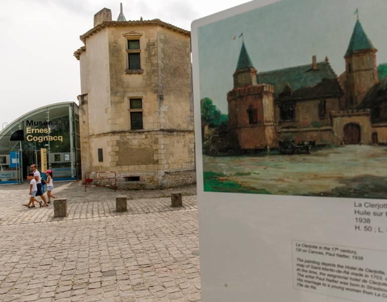 Le musée Ernest Cognacq