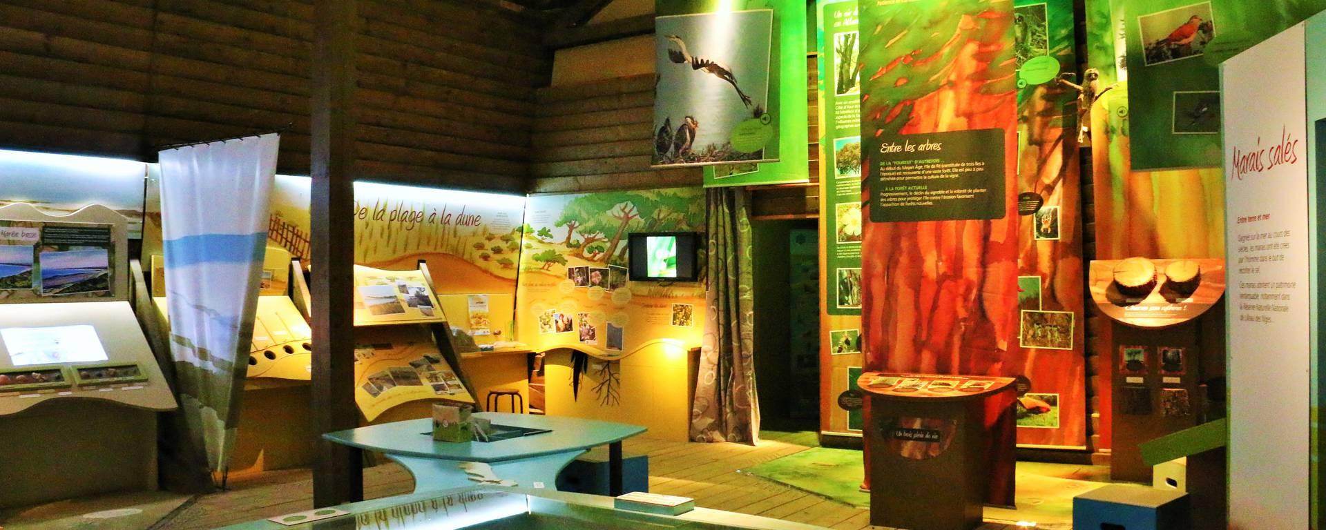 Le musée de la Maison du Fier ©Destination Ile de Ré