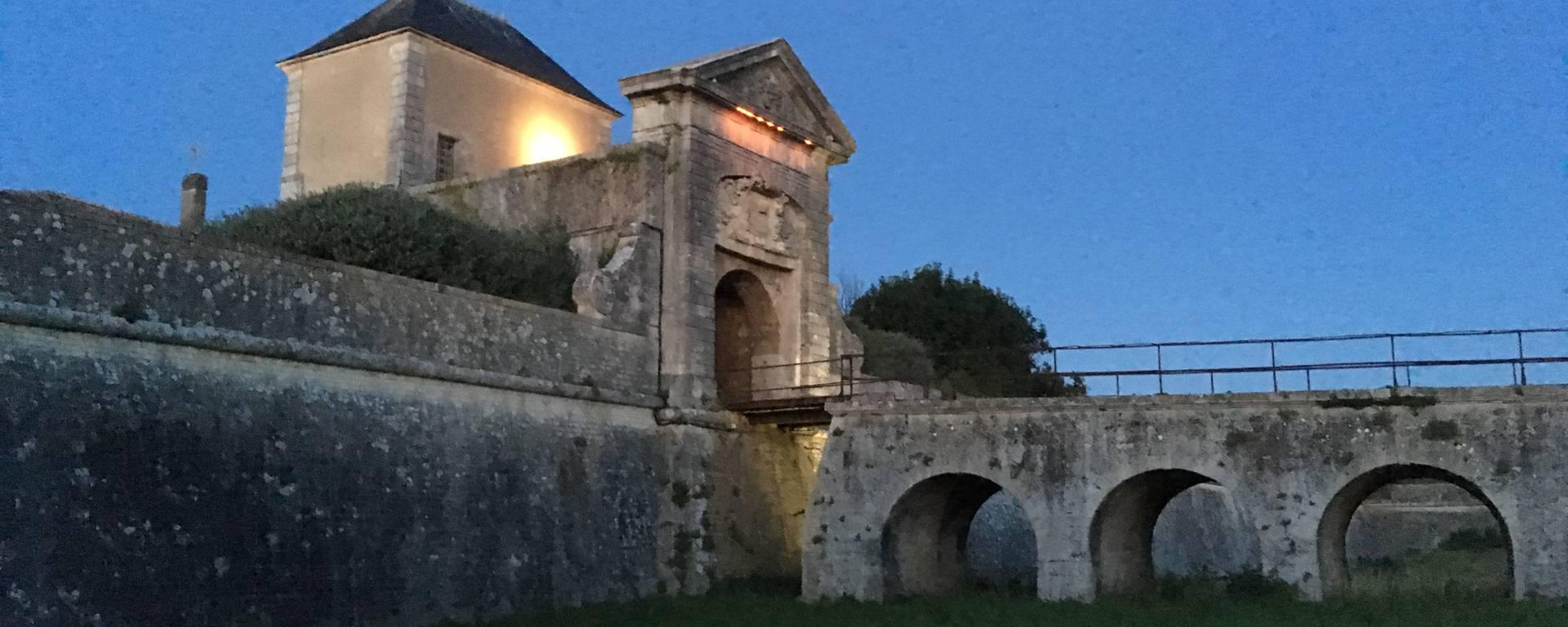 Fortifications ©Destination ile de ré