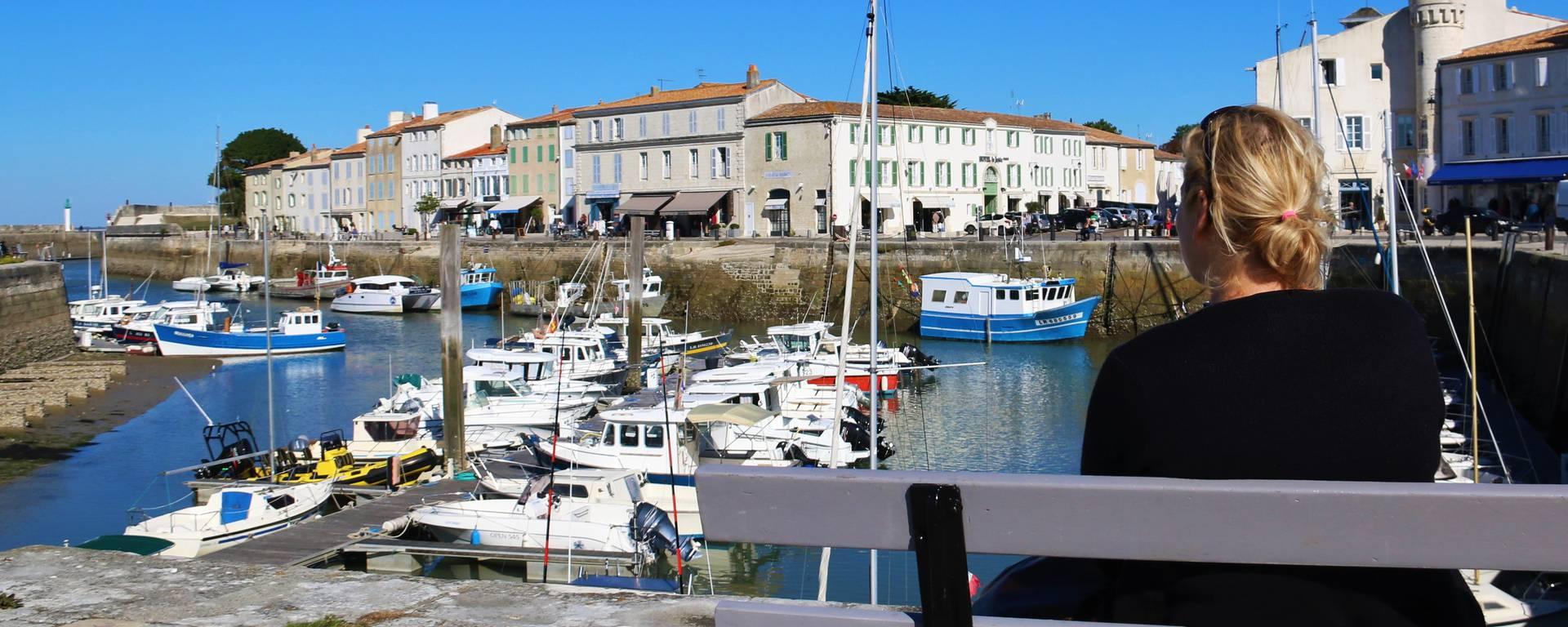 Port de Saint-Martin-de-Ré