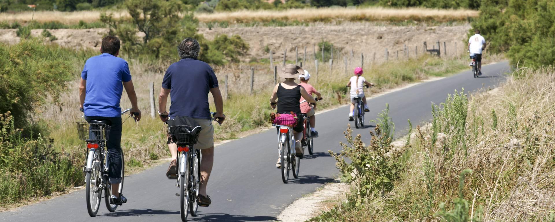 L'île de Ré à vélo par Yann Werdefroy