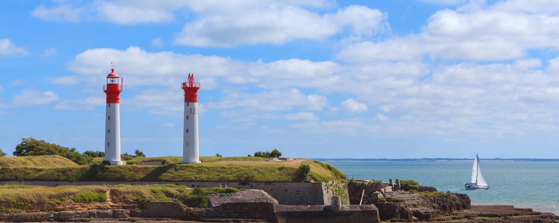 l'île d'Aix, proche du Fort Boyard