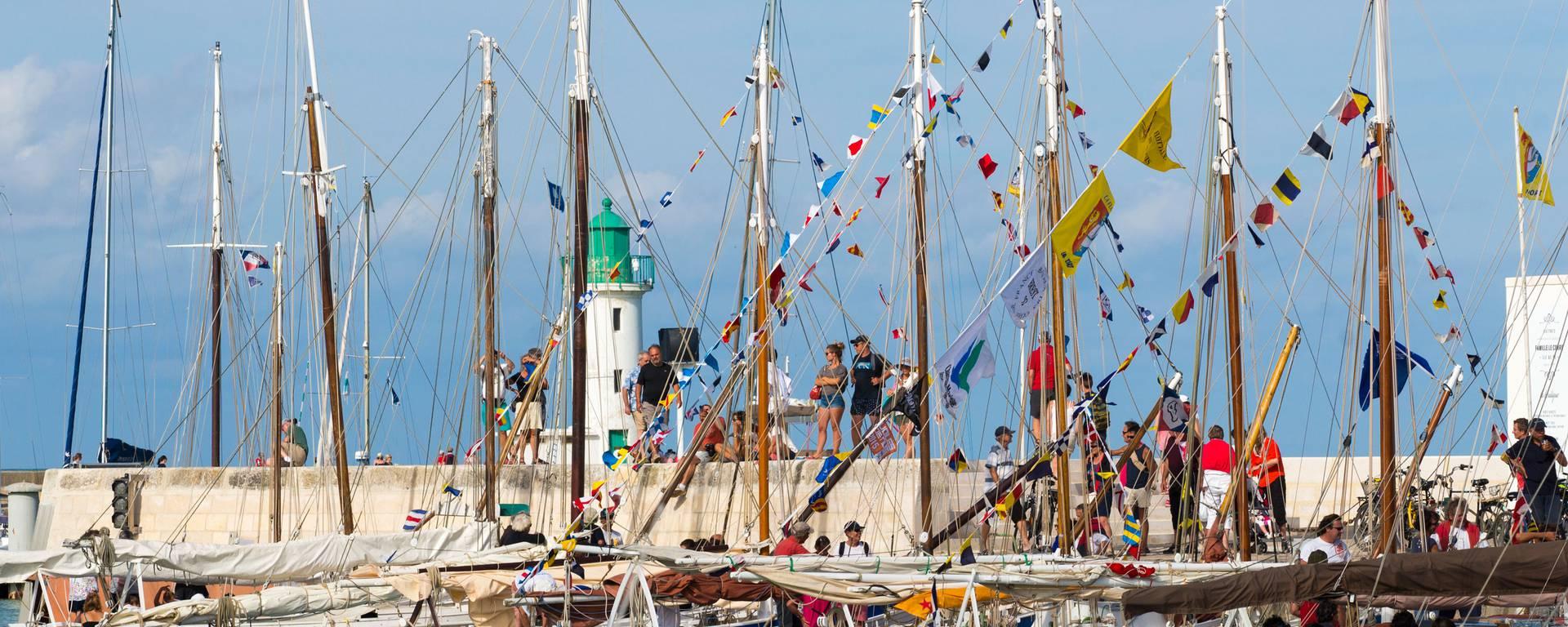 ambiances fêt sur le port de la Flotte par ©Yann-Werdefroy-(5)