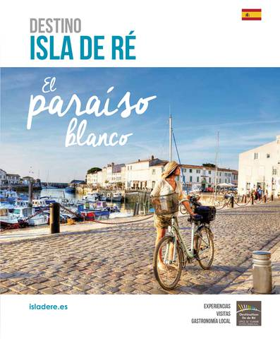 Brochure Espagnol Ile de Ré