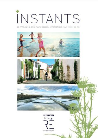 visuel magazine Instants 2021