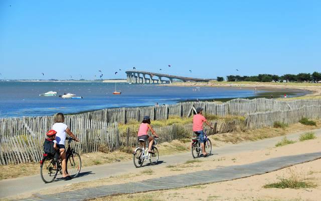 L'île de Ré à vélo par Lesley williamson