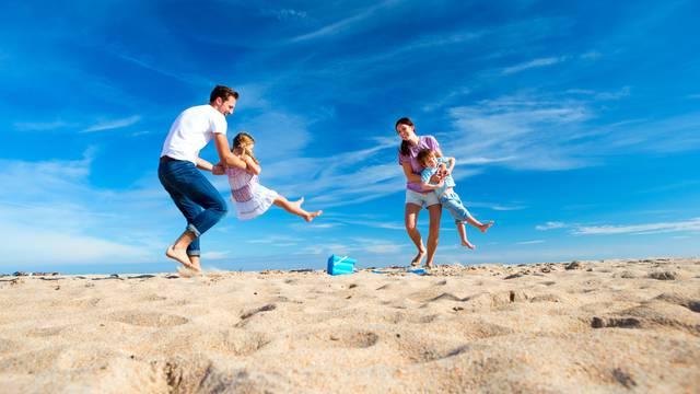 Les vacances en famille sur l'Ile de Ré