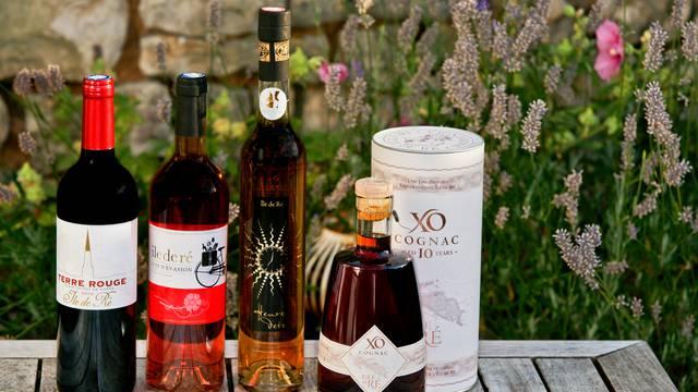 Los vinos del pays charentais