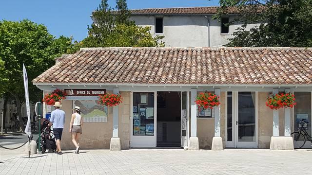 10 oficinas de turismo