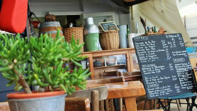 Degustación, productos locales, restaurantes y mercados en la isla de Ré