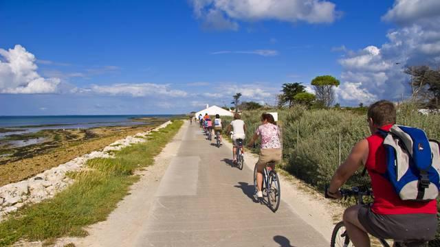 Itinerarios en bicicleta