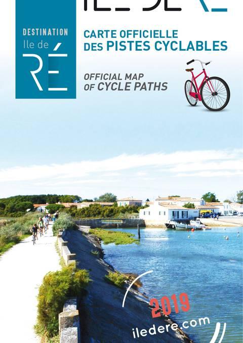 Mapa de caminos para bicicletas 2019