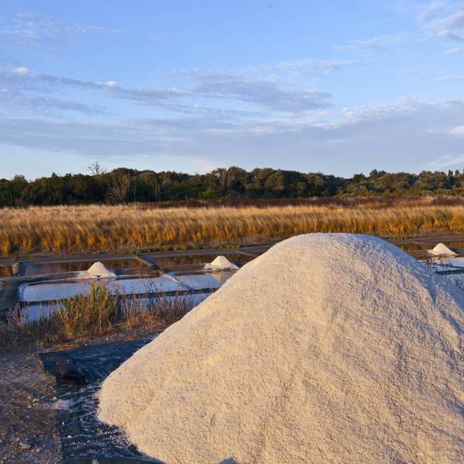 Pyramide de sel ©François Blanchard