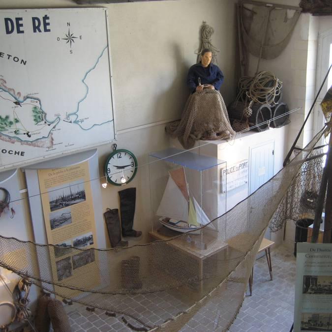 musée du platin ©Destination Ile de Ré