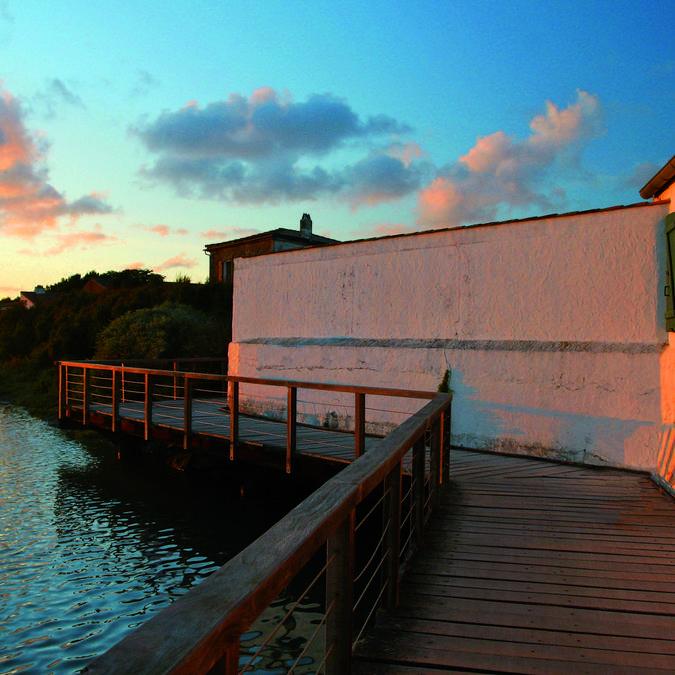 Port de Loix, île de ré